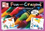 United Toys Art & Craft Toys United Toys Fun with Crayons Colour My ABC & Numbers