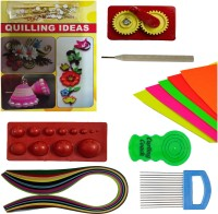 Hrinkar High Quality All In One Quilling Kits - CRFTKT06