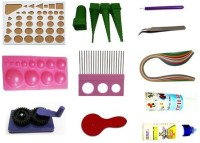 Mimi Creation All In One Quilling Kit-Art & Craft Kit