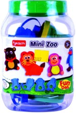 Funskool Art & Craft Toys Funskool Fundoh mini zoo clay set