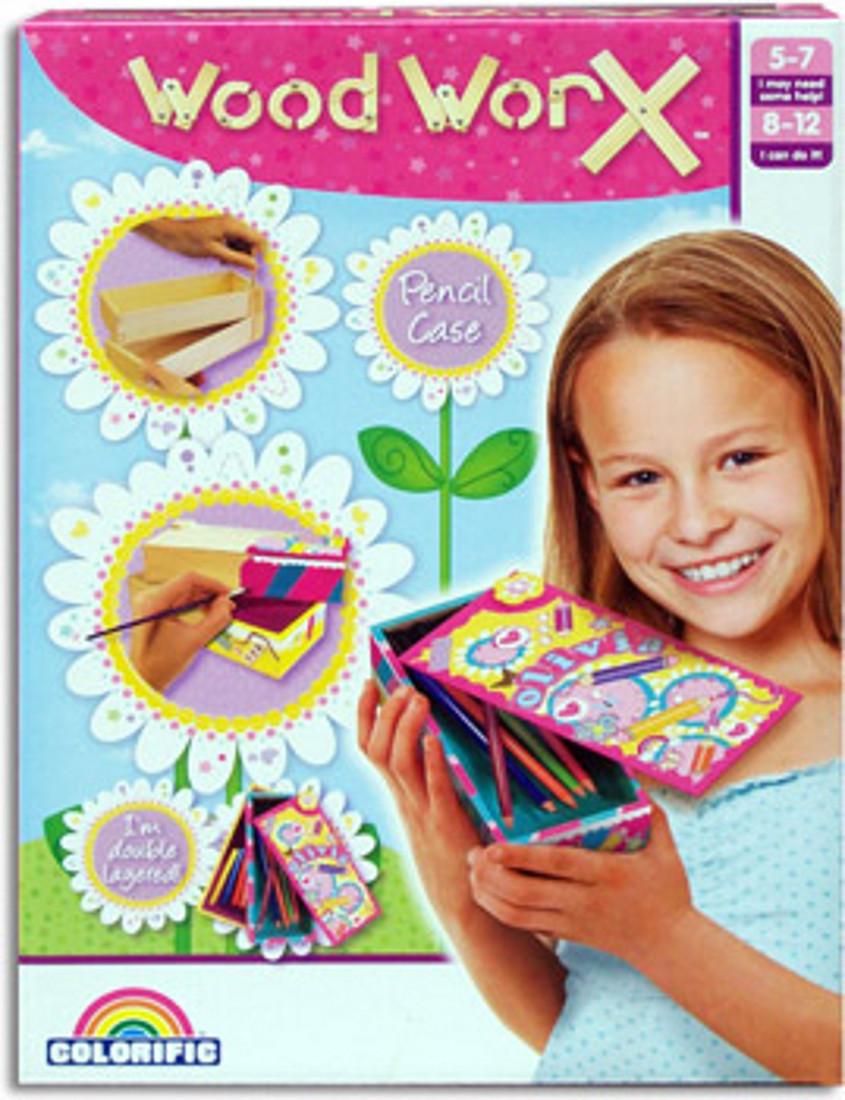 Decorate Pencil Case Colorific Price List In India Buy Colorific Online At Best Price