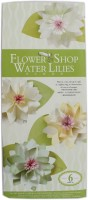 Tootpado Paper Water Lilies Flower Making Kit (FS02) - DIY Art And Craft Kits