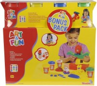 Simba Art And Fun Bottles Dough Hair Studio