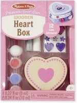 Melissa & Doug Art & Craft Toys Melissa & Doug Heart Chest