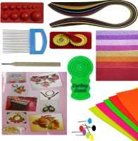Hrinkar High Quality All In One Quilling Kits - CRFTKT09
