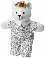 Alex Toys Art & Craft Toys Alex Toys Color and Cuddle Washable Bear