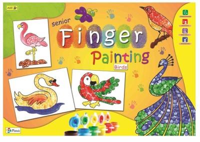 Petals Art & Craft Toys Petals Sr.Finger Painting