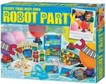 4M Art & Craft Toys 4M Create Your Own Robot Party