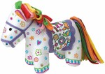 Alex Toys Art & Craft Toys Alex Toys Color and Cuddle Washable Pony