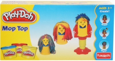 Buy Funskool Play-Doh Mop Top: Art Craft Kit