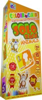 Ankit Toys Colour And Clean - Solo Pack Animals