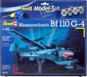 Revell Bf 110 G-4 Nightfighter 1:48 Scale Assembly Model Kit