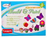 Funskool Art & Craft Toys Funskool Glow in the Dark Mould Paint