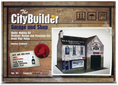 The CityBuilder Garage & Shop Kit