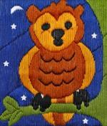 Anchor Art & Craft Toys Anchor Stitch Kits Owl
