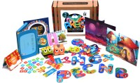 WonderBoxx Learning Toys For Kids: Words And Storytelling - Kiddo