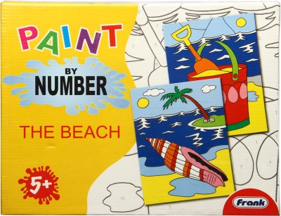 Frank Puzzles Frank The Beach