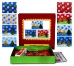 Hamara Nischay Art & Craft Toys Hamara Nischay Block Printing Xmas Card Kit