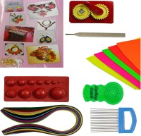 Hrinkar High Quality All In One Quilling Kits - CRFTKT07