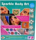 Ekta Art & Craft Toys Ekta Sparkle Body Art