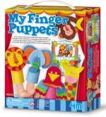 4M Art & Craft Toys 4M My Finger Puppets