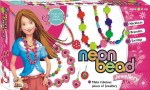 ekta Art & Craft Toys ekta neon bead jewellery