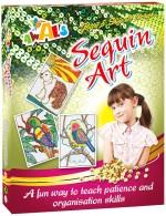 Awals Art & Craft Toys Awals Sequin Art