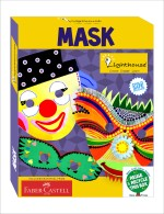Lighthouse Art & Craft Toys Lighthouse Make Your Own Series Mask