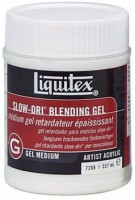 Liquitex Slow Dri Blending Gel Acrylic Medium (237 Ml)