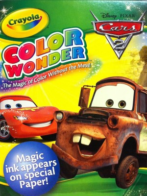 Buy Crayola Color Wonder Cars Art Sets: Art Set