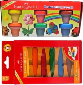 Faber Castell Todler Kit Art Set