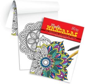 Campap Arto Mystic Mandalas Art