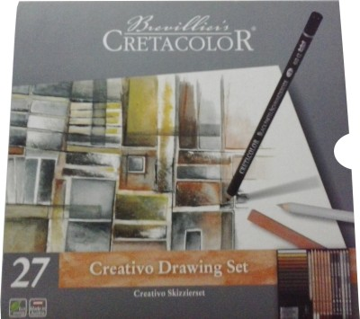 Buy Cretacolor Creativo Art Set: Art Set