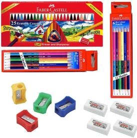Faber Castell Learn to Colour kit Art Set