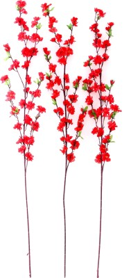 Vck Red Assorted Artificial Flower