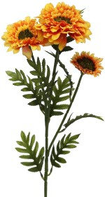 IVY by Home Stop IVY by Home Stop Yellow Sunflower Artificial Flower