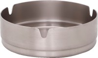 Dynamic Store Medium Silver Stainless Steel Ashtray (Pack Of 1)