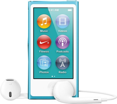 Flipkart Deal - Get 21% Off On Apple iPod Nano 7th Generation 16 GB