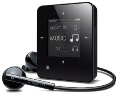 Buy Creative Zen Style M 300 8 GB MP3 Player: Home Audio & MP3 Players