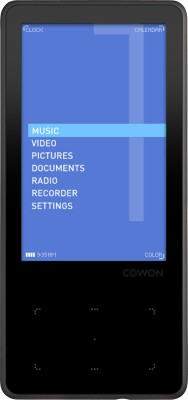 Buy Cowon iAudio 10 8 GB MP4 Player: Home Audio & MP3 Players