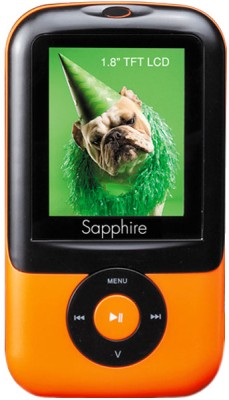 Buy YES YMP SAPPHIRE 8 GB MP3 Video Player/MP4 Player: Home Audio & MP3 Players