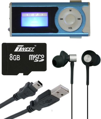 Finest 8GBMP3UNI 8 GB MP3 Player Player