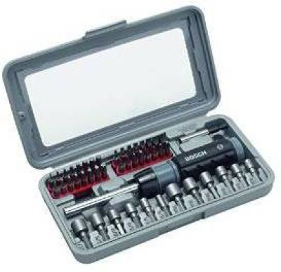 Bosch-Screw-driver-bit-set-of-46-Auger-Drill
