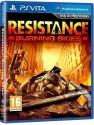 Resistance: Burning Skies: Av Media