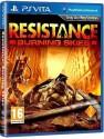 Resistance: Burning Skies: Av Media