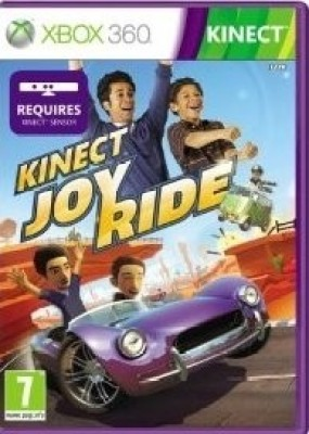 Buy Kinect Joy Ride (Kinect Required): Av Media