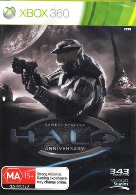 Buy Halo: Combat Evolved Anniversary: Av Media