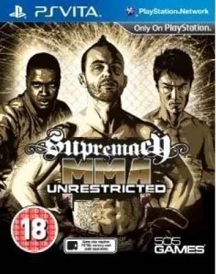 Buy Supremacy MMA: Unrestricted: Av Media