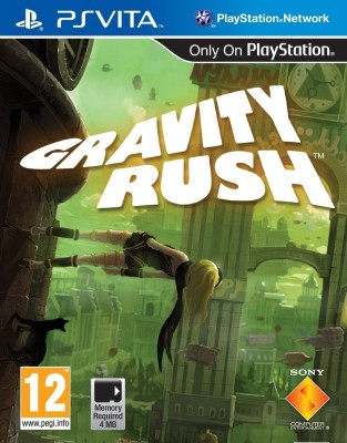 Buy Gravity Rush: Av Media