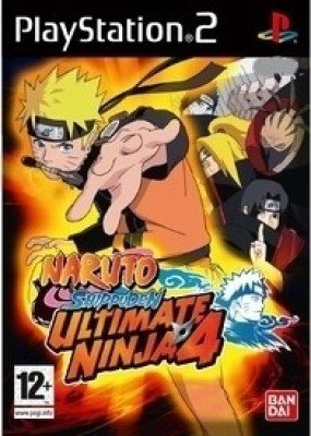 Buy Naruto Shippuden: Ultimate Ninja 4: Av Media